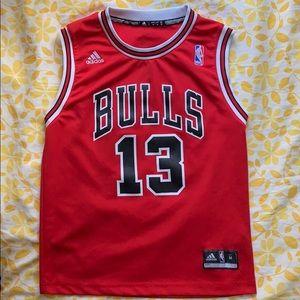 NBA Bulls Noah Jersey